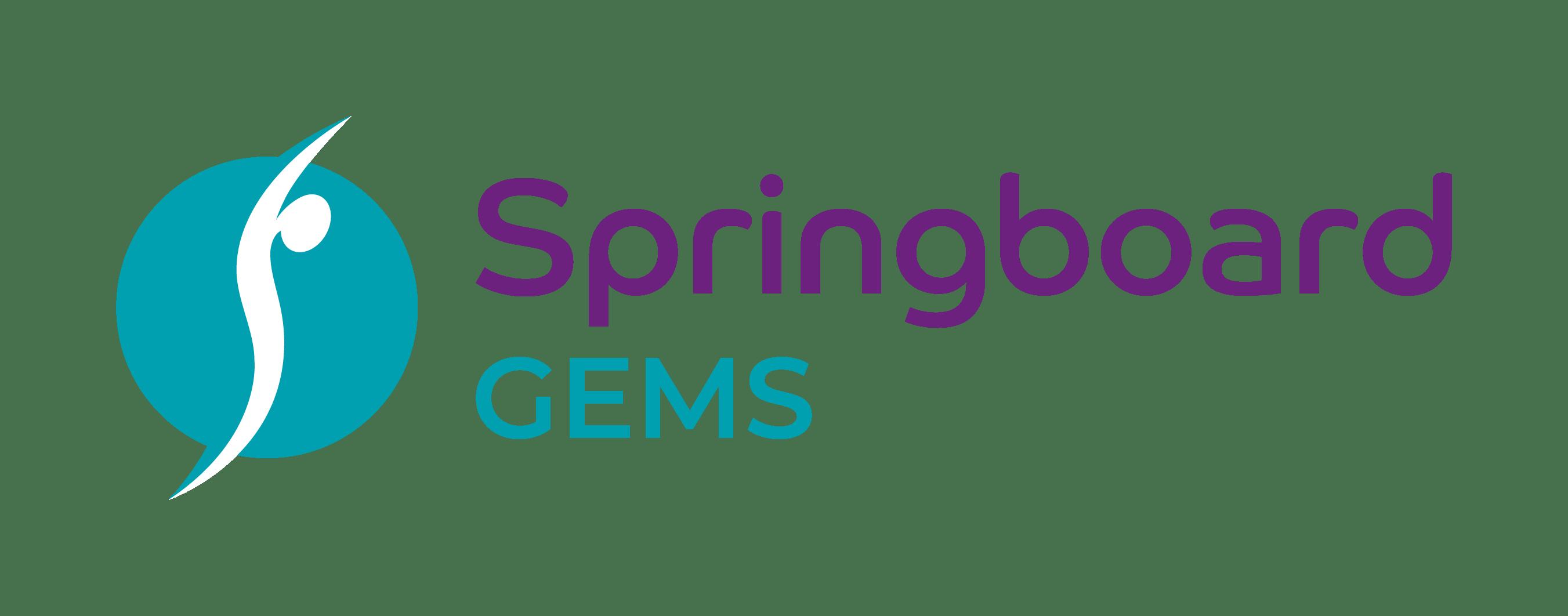Springboard GEMS Logo PNG