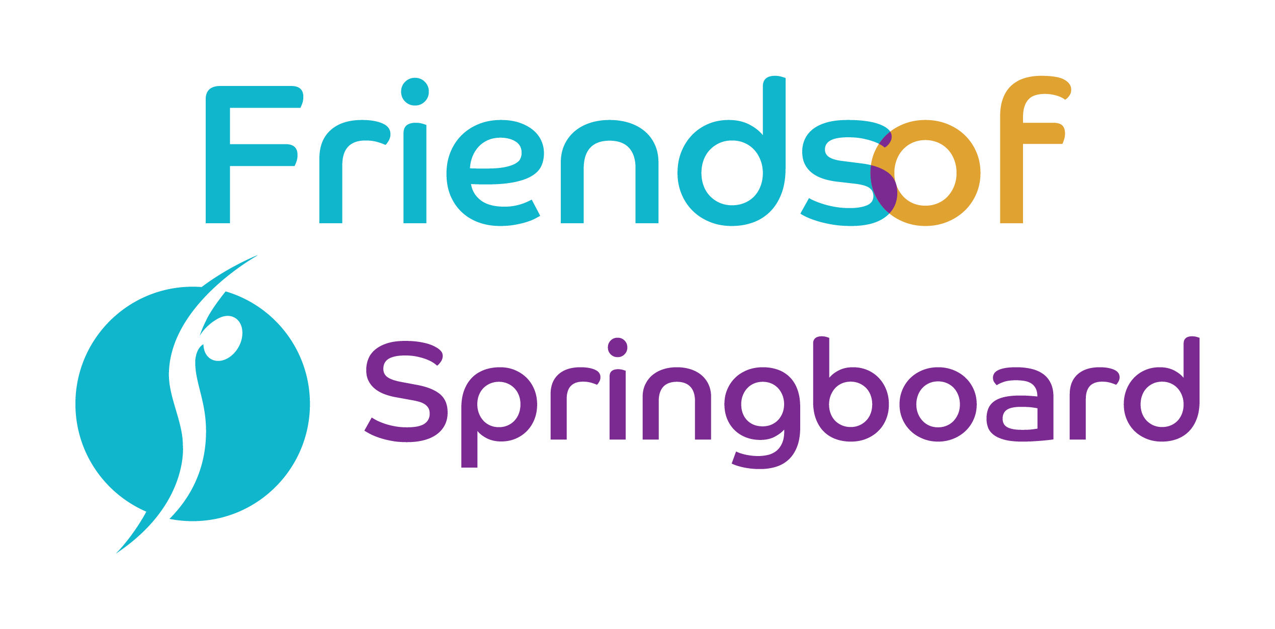 Friends of Springboard Logo PNG