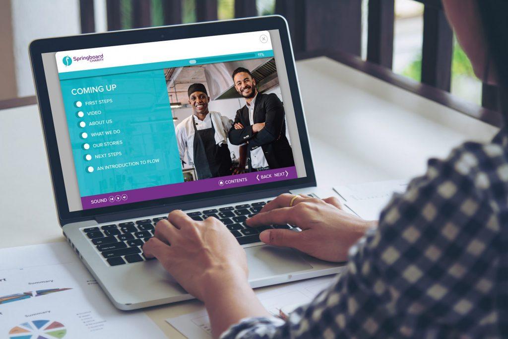 Springboard's Digital Hospitality Academy