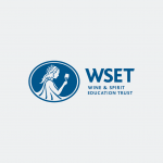 Grey Background Square WSET Logo