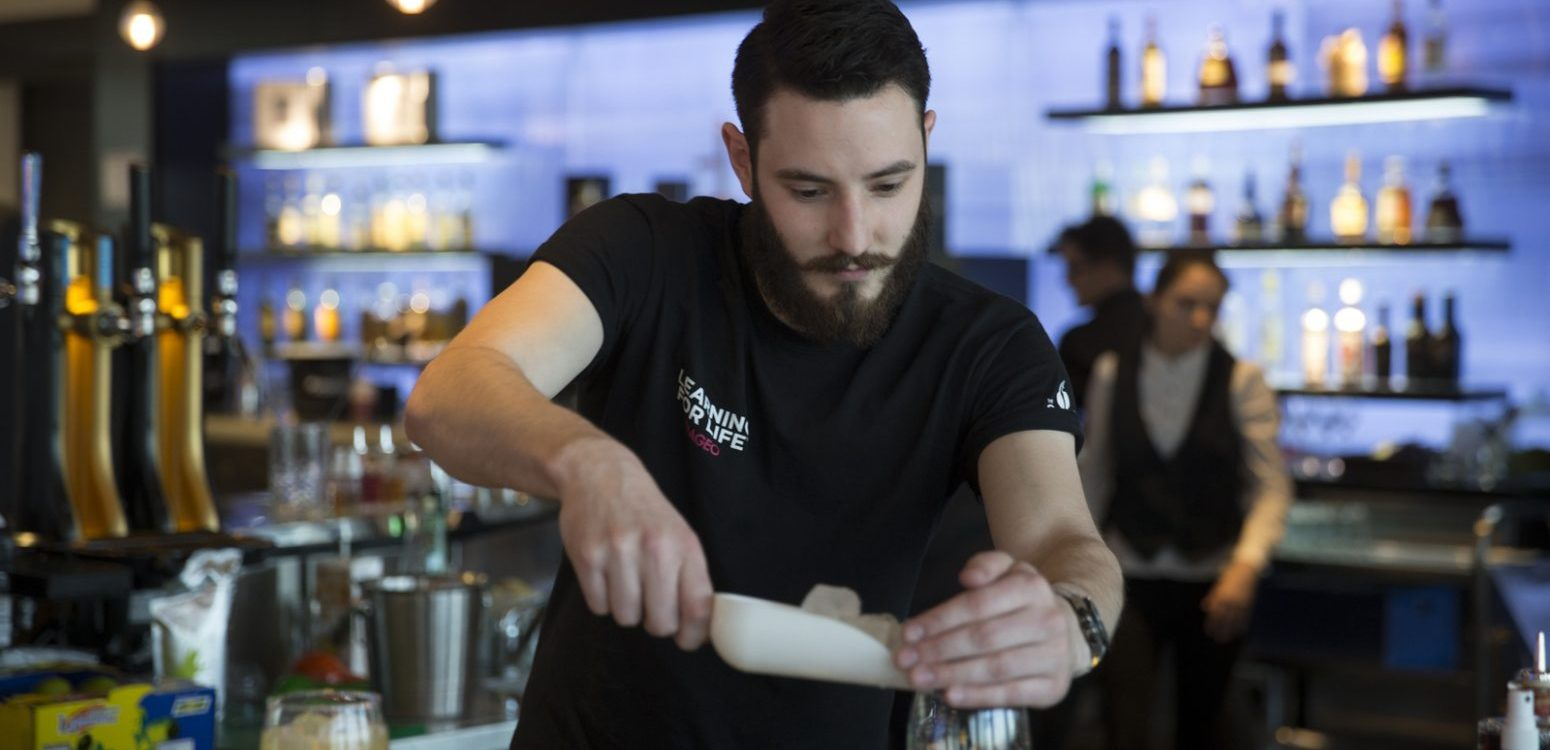 Diageo Learning for Life Bartender
