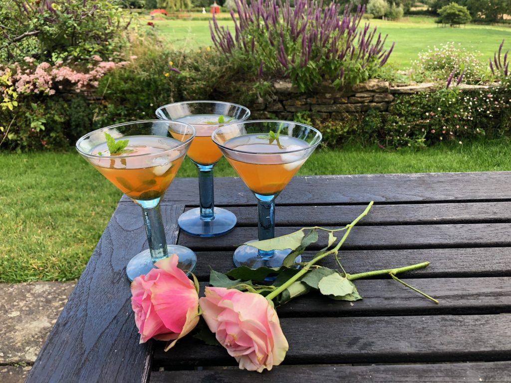Prue Leith's Tea Time Cocktail