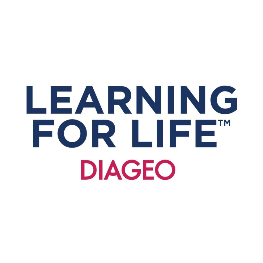 Diageo Learning for Life Logo