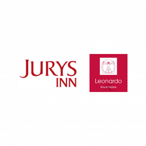 Jurys Inn and Leonardo Hotels Logos